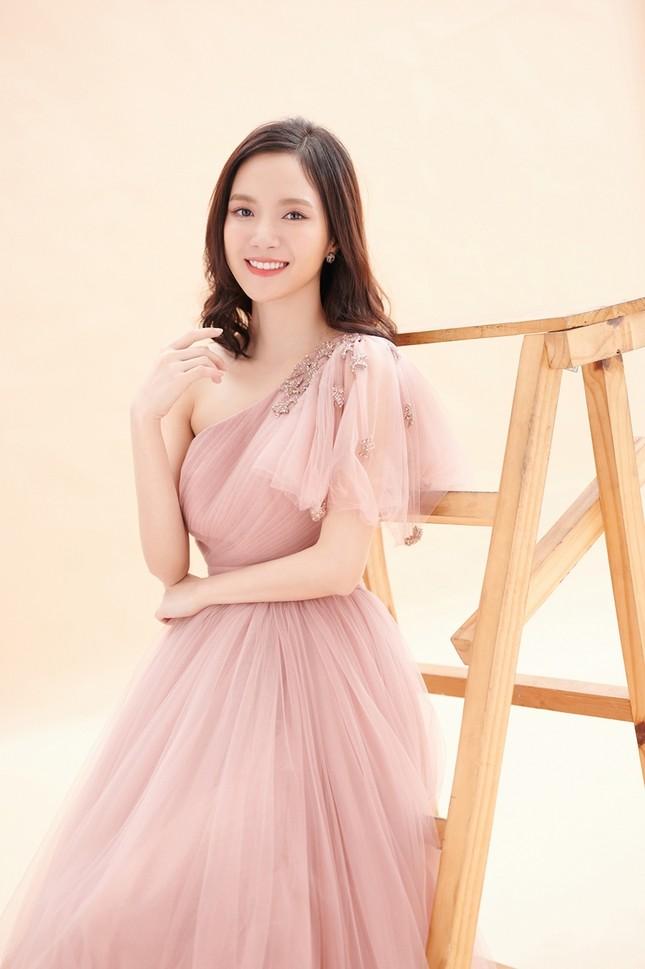 Ca sĩ Jang Mi khoe nhan sắc đẹp như hoa như ngọc trong bộ ảnh mừng sinh nhật ảnh 2