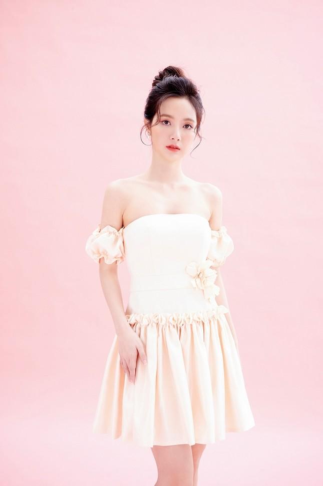 Ca sĩ Jang Mi khoe nhan sắc đẹp như hoa như ngọc trong bộ ảnh mừng sinh nhật ảnh 5