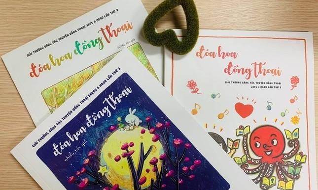 """Tham gia cuộc thi sáng tác văn học """"Đóa Hoa Đồng Thoại"""" dành cho nhiều lứa tuổi ảnh 2"""