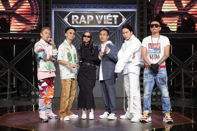 """Các HLV """"Rap Việt"""" nhận được lời khen từ nhà sản xuất chương trình """"Show Me The Money"""" ảnh 3"""