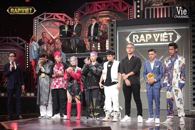 Rap Việt: Ricky Star đi đường quyền vào Chung kết, Tlinh - Lăng LD được Nón Vàng giải cứu ảnh 6