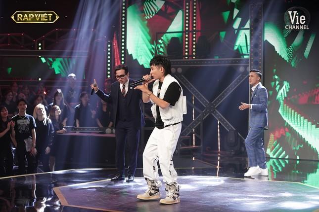 Rap Việt: Ricky Star đi đường quyền vào Chung kết, Tlinh - Lăng LD được Nón Vàng giải cứu ảnh 4