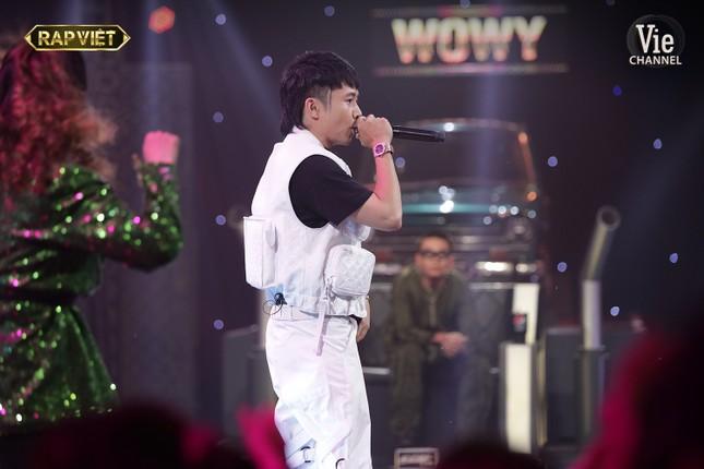 Rap Việt: Ricky Star đi đường quyền vào Chung kết, Tlinh - Lăng LD được Nón Vàng giải cứu ảnh 3