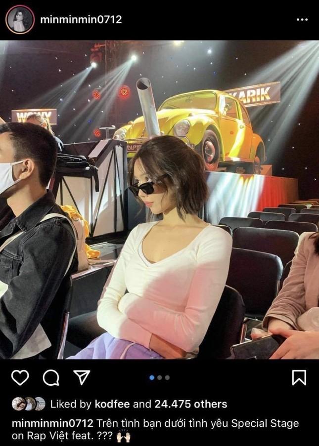 """Chung kết Rap Việt: Xôn xao dàn sao quốc tế làm khách mời, MIN úp mở sẽ """"on stage"""" ảnh 3"""