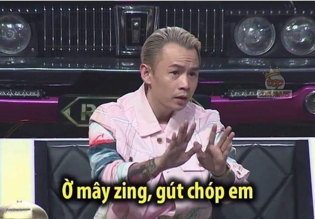 """Sau """"Rap Việt"""", Binz không chỉ có một pose mà còn """"bão"""" trend chỉ bằng một câu ảnh 1"""
