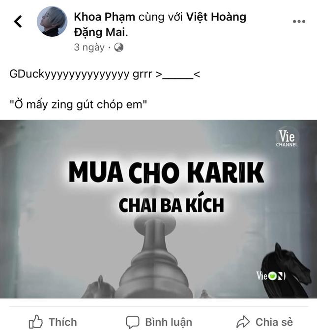 """Sau """"Rap Việt"""", Binz không chỉ có một pose mà còn """"bão"""" trend chỉ bằng một câu ảnh 6"""