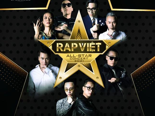 """Sau thành công của """"Rap Việt"""", Touliver tiếp tục giữ vai trò """"phù thủy âm nhạc"""" tại Live Concert Rap Việt ảnh 4"""