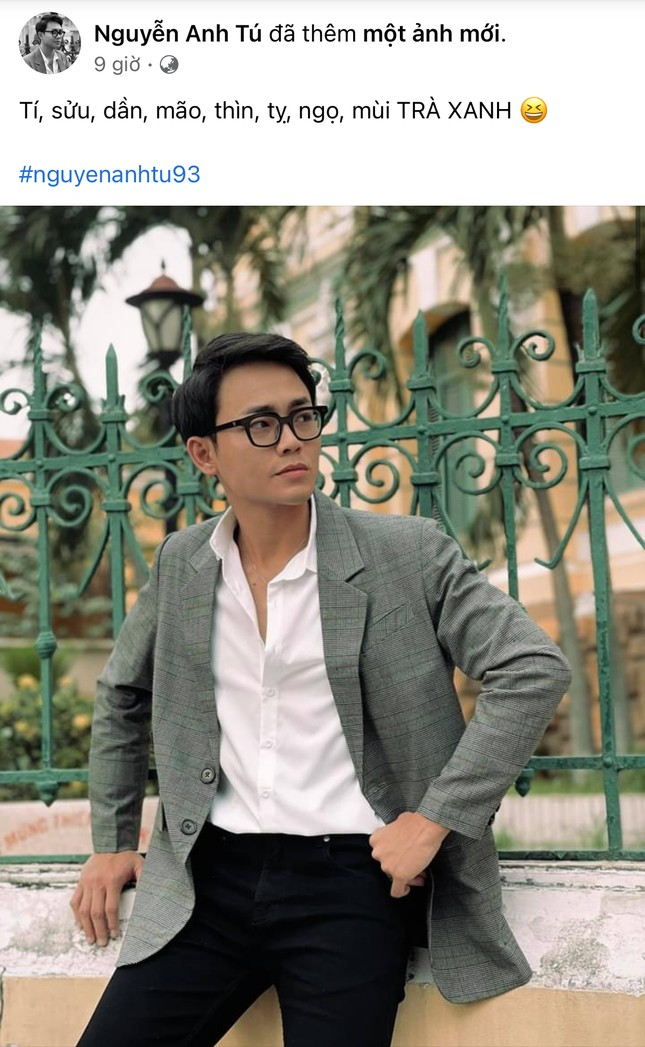 """Chỉ sau một ngày, cụm từ """"trà xanh"""" bỗng thành trend trên status của sao Việt ảnh 6"""