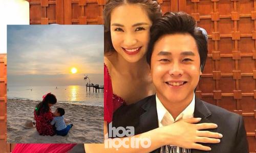 Bạn trai khoe ảnh Hòa Minzy và em bé ngay ngày Valentine khiến netizen dậy sóng ảnh 5