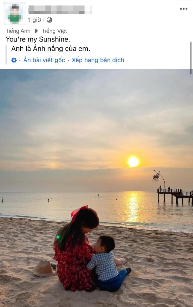 Bạn trai khoe ảnh Hòa Minzy và em bé ngay ngày Valentine khiến netizen dậy sóng ảnh 1