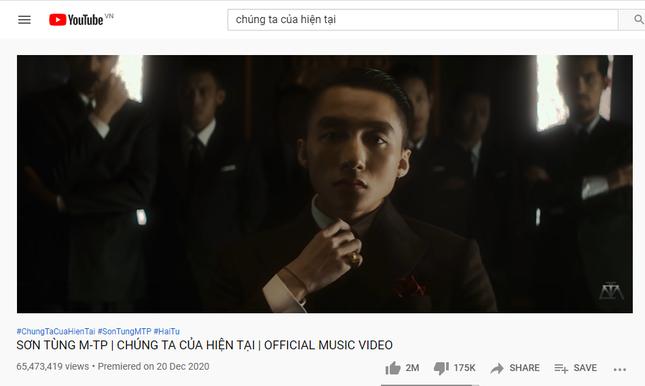 """MV """"Chúng Ta Của Hiện Tại"""" tái xuất, drama giữa Sơn Tùng M-TP và GC đã được giải quyết? ảnh 1"""