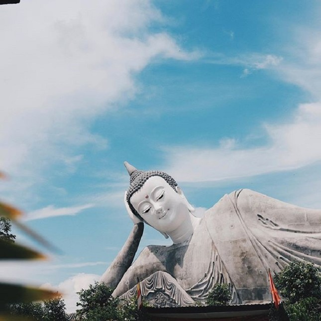 """Choáng ngợp trước vẻ đẹp """"vạn người mê"""" của ngôi chùa Khmer nổi tiếng tại Sóc Trăng ảnh 7"""
