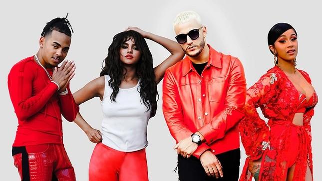 Cardi B hứa sẽ giúp Selena Gomez lên ý tưởng cho album cuối trước khi giải nghệ ảnh 2
