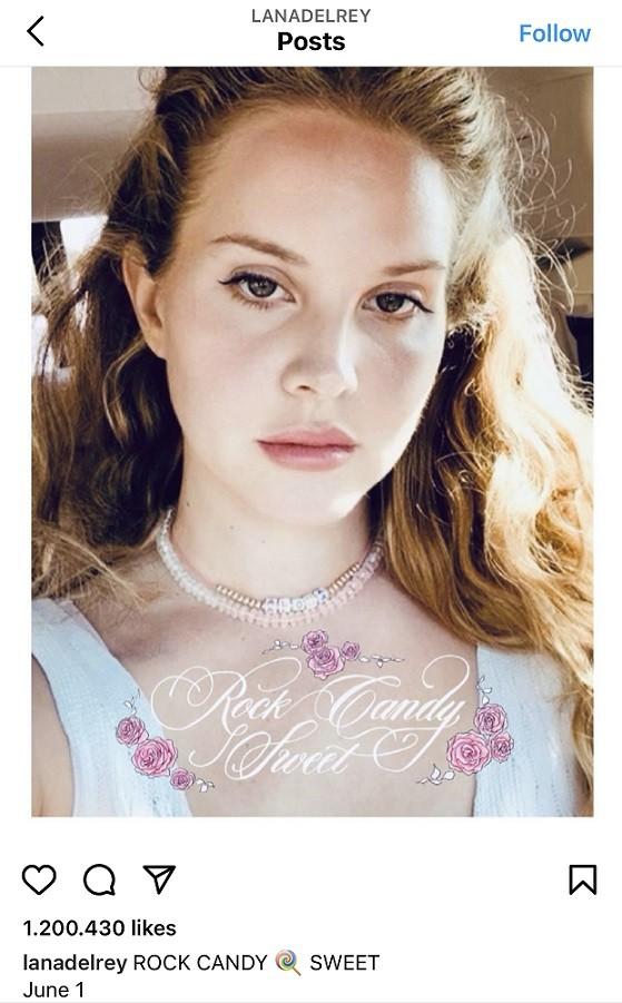 """Lana Del Rey """"bắt chước"""" Taylor Swift phát hành 2 album chỉ trong chưa đầy nửa năm? ảnh 1"""