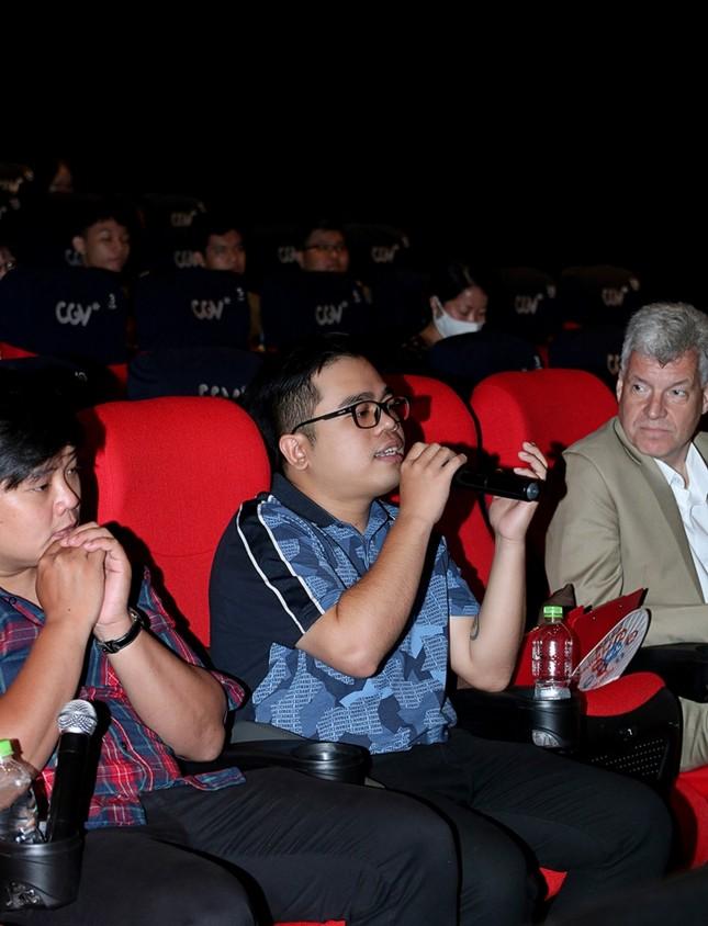 """Tìm kiếm tài năng làm phim kỹ thuật số: Chúc mừng các nhà làm phim tương lai """"về đích""""! ảnh 6"""
