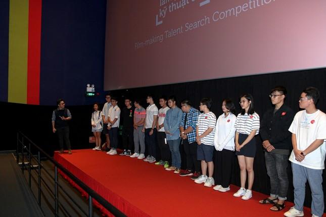 """Tìm kiếm tài năng làm phim kỹ thuật số: Chúc mừng các nhà làm phim tương lai """"về đích""""! ảnh 9"""