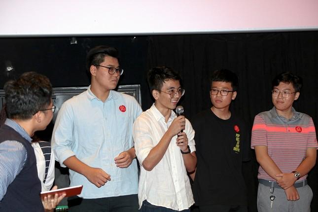 """Tìm kiếm tài năng làm phim kỹ thuật số: Chúc mừng các nhà làm phim tương lai """"về đích""""! ảnh 10"""
