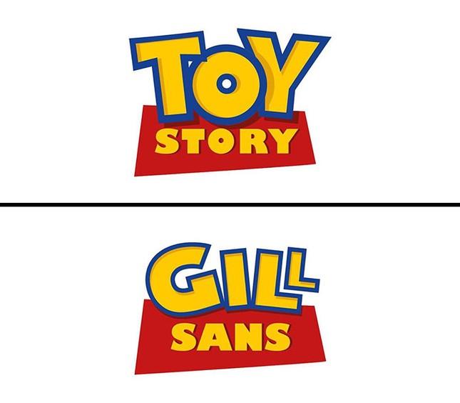 Bật mí những font chữ được sử dụng trong logo của các thương hiệu nổi tiếng ảnh 9