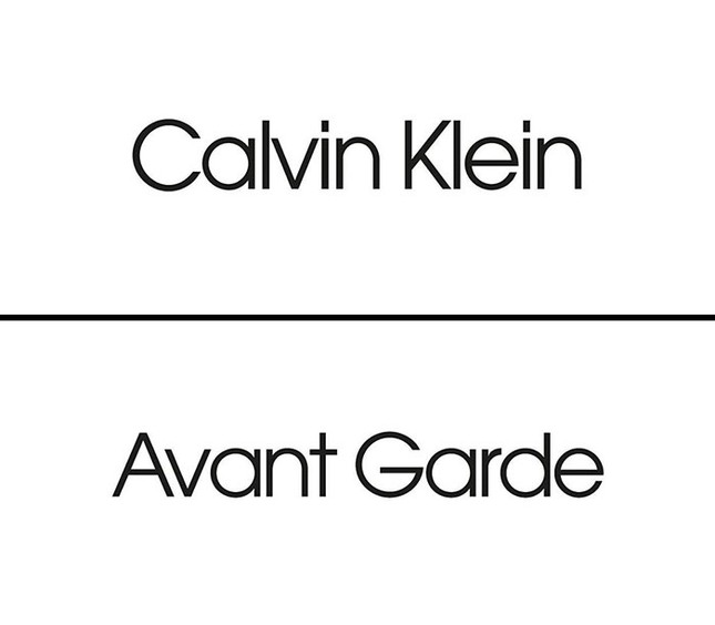 Bật mí những font chữ được sử dụng trong logo của các thương hiệu nổi tiếng ảnh 6