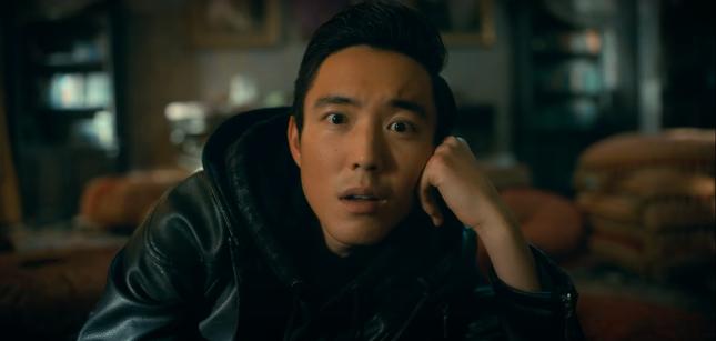 """Nam thần gốc Á """"trông hao hao"""" rapper Khói của """"The Umbrella Academy"""" là ai? ảnh 2"""