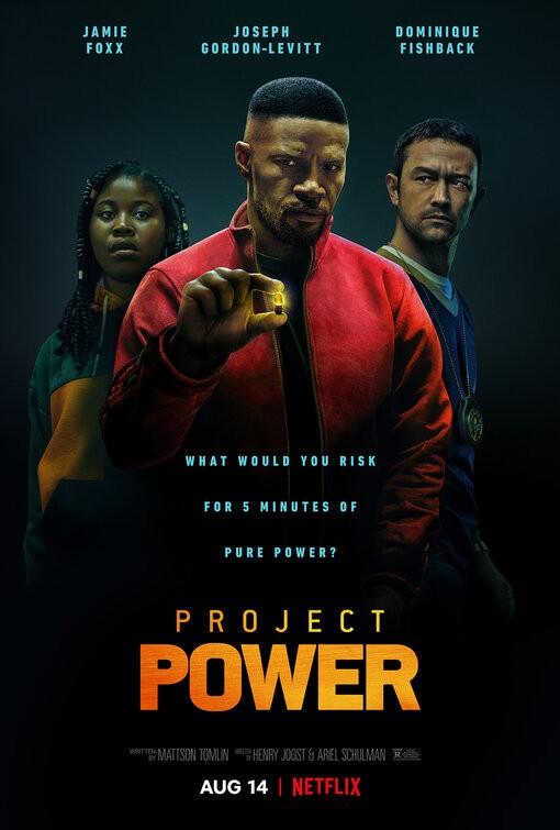 """""""Project Power"""": Tuy ăn khách nhưng chỉ là phép cộng hời hợt giữa John Wick và X-Men ảnh 1"""