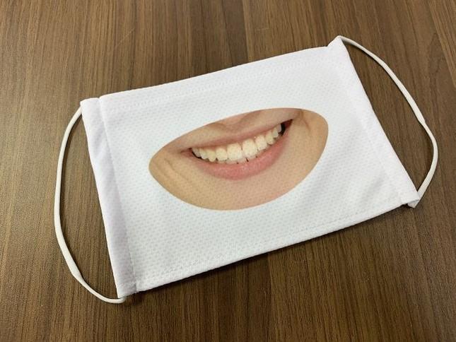 """Cửa hàng Nhật Bản in hẳn nụ cười lên khẩu trang nhân viên, khách muốn """"quạu"""" cũng không nỡ ảnh 5"""