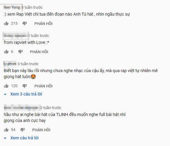 """Ca sĩ Anh Tú: Đi hát 3 năm, có nhiều danh hiệu nhưng chỉ thực sự """"gây bão"""" ở Rap Việt ảnh 5"""