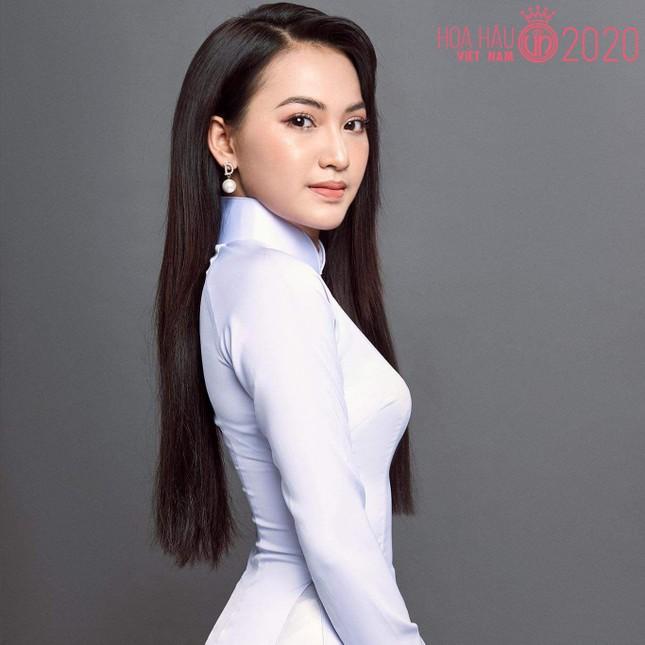 Thí sinh Hoa Hậu Việt Nam gây ấn tượng vì mái tóc như idol Hàn, thần thái hao hao Châu Bùi ảnh 4