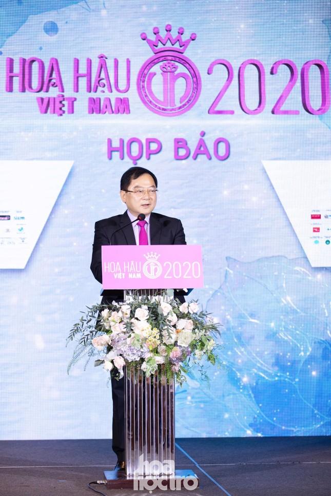 BTC Hoa hậu Việt Nam 2020 nói gì khi chọn NSX Phúc Bồ làm Giám đốc Âm nhạc? ảnh 1