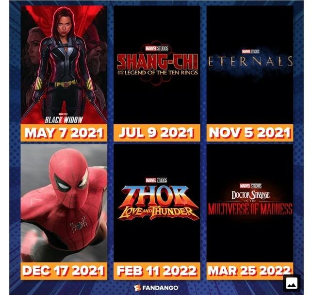 Tin buồn cho các fan Marvel Việt Nam: Sẽ không có phim Marvel mới nào trong năm nay! ảnh 2