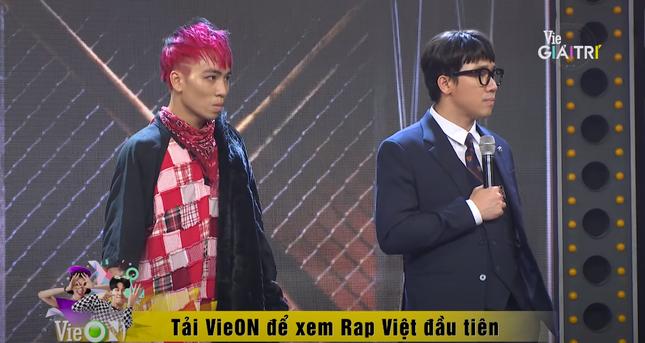 """Rap Việt: Toàn thí sinh """"khủng"""" khai hỏa vòng Bứt phá, loại ai cũng tiếc! ảnh 5"""
