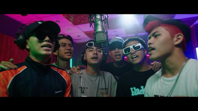 """Rap Việt: Team Wowy khiến fan phát sốt khi cover bài hát """"Chạy"""" của """"sư phụ"""" Wowy ảnh 3"""