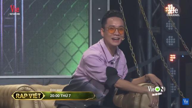 """""""Rap Việt"""": G.Ducky hiên ngang bước vào Chung kết, tỏa sáng với 4/6 phiếu bầu ảnh 4"""