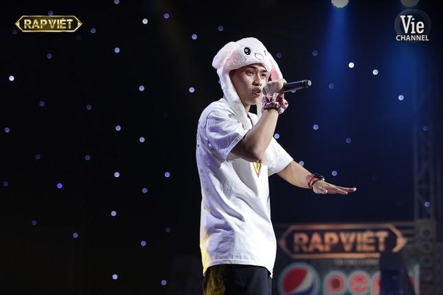 """""""Rap Việt"""": G.Ducky hiên ngang bước vào Chung kết, tỏa sáng với 4/6 phiếu bầu ảnh 2"""