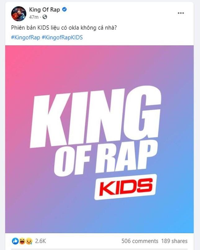 """Việt Max: """"Nghe thông tin về 'King Of Rap Kids', tôi lo lắng và cảm thấy khó phù hợp"""" ảnh 2"""