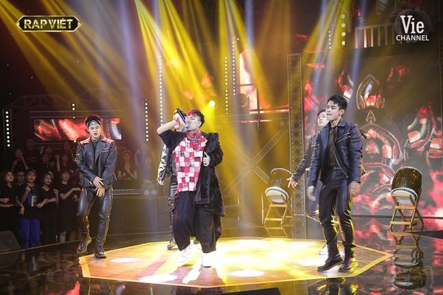 """Thành Draw: Từ chàng rapper """"1 chọn"""" đến thí sinh đáng gờm tại vòng Chung kết """"Rap Việt"""" ảnh 5"""