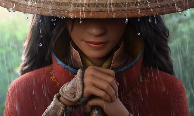 Công chúa Disney gốc Đông Nam Á lộ diện, vui nhất là có chút liên quan đến Việt Nam ảnh 1