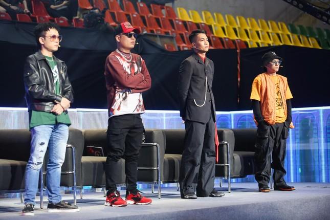"""Điểm sáng """"King Of Rap"""" tập 12: RichChoi và Hà Lê trình diễn Rap trên nền nhạc Trịnh ảnh 3"""