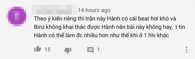 """Rap Việt: Từ """"nguyên team đi vào hết"""", hàng loạt thí sinh khủng của Binz đều """"đi về hết"""" ảnh 11"""