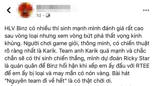 """Rap Việt: Từ """"nguyên team đi vào hết"""", hàng loạt thí sinh khủng của Binz đều """"đi về hết"""" ảnh 8"""