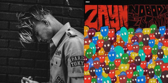 Album mới của ZAYN debut lẹt đẹt trên các bảng xếp hạng: Cái tên album đã nói lên tất cả! ảnh 1