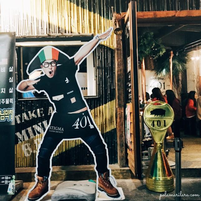 Top các quán ăn và café của idol mà fan K-Biz cần ghi ngay vào sổ tay du lịch Hàn ảnh 4