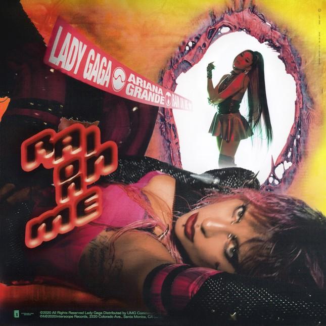 Siêu phẩm hợp tác giữa Lady Gaga và Ariana Grande sẵn sàng càn quét mọi bảng xếp hạng ảnh 1