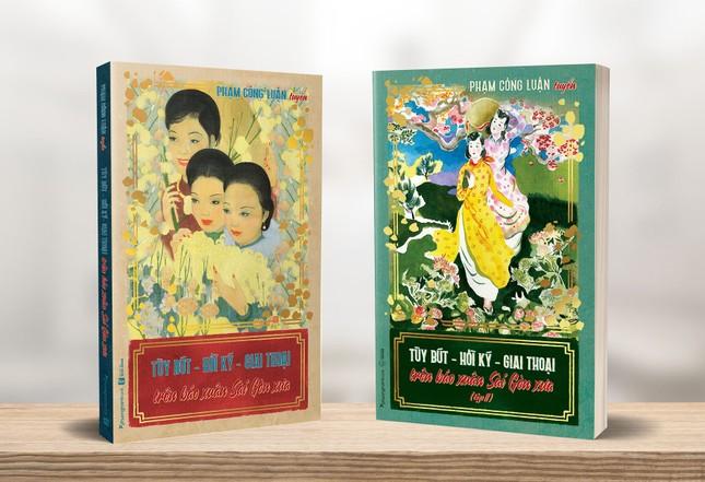 Ngược dòng thời gian bồi hồi tìm về Tết của Sài Gòn xưa qua tuyển tập tùy bút đầy cảm xúc ảnh 2