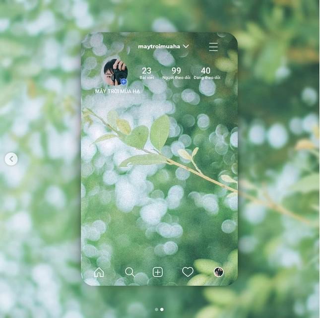 """Hướng dẫn cách tạo Instagram Card, xu hướng chỉnh ảnh đang """"hot"""" nhất mạng xã hội ảnh 8"""