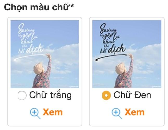 """Hướng dẫn cách chỉnh ảnh """"Sau này hãy gặp lại nhau khi hết dịch"""" để """"khoe"""" lên MXH ảnh 3"""