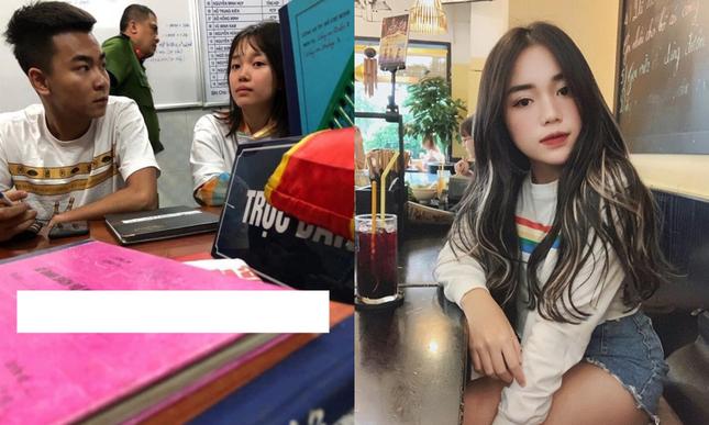 Hot-streamer Linh Ngọc Đàm chính thức lên tiếng về hình ảnh bị công an tạm giữ ảnh 1