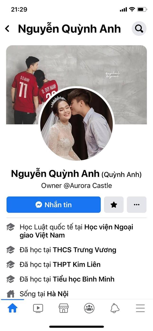 """Quỳnh Anh bỏ tên """"Công chúa béo"""" và tình trạng kết hôn sau nghi vấn xích mích với Duy Mạnh ảnh 1"""