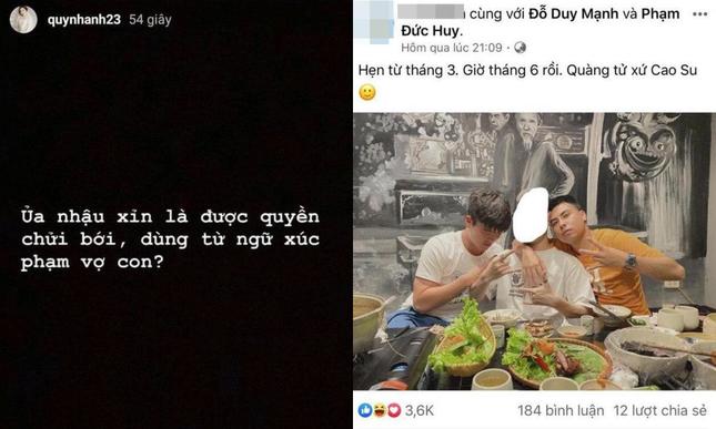 """Quỳnh Anh bỏ tên """"Công chúa béo"""" và tình trạng kết hôn sau nghi vấn xích mích với Duy Mạnh ảnh 3"""