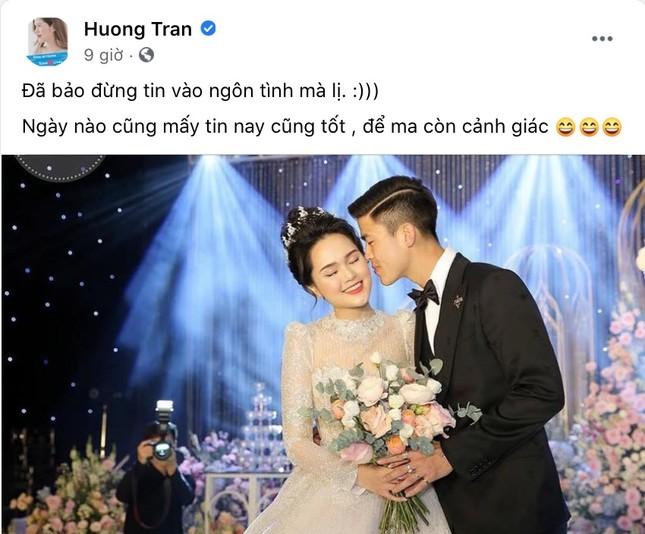 """Vợ cũ diễn viên Việt Anh bàn về ồn ào Quỳnh Anh - Duy Mạnh: """"Đừng tin vào ngôn tình"""" ảnh 1"""